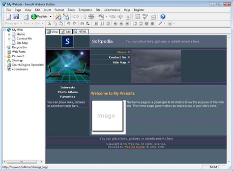 tutorial website builder 4 dl ewisoft website builder 5 0 4 24 portable version to