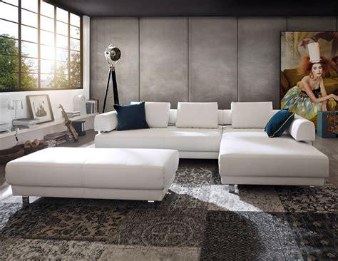 moderne ledercouch moderne sofas kieppe