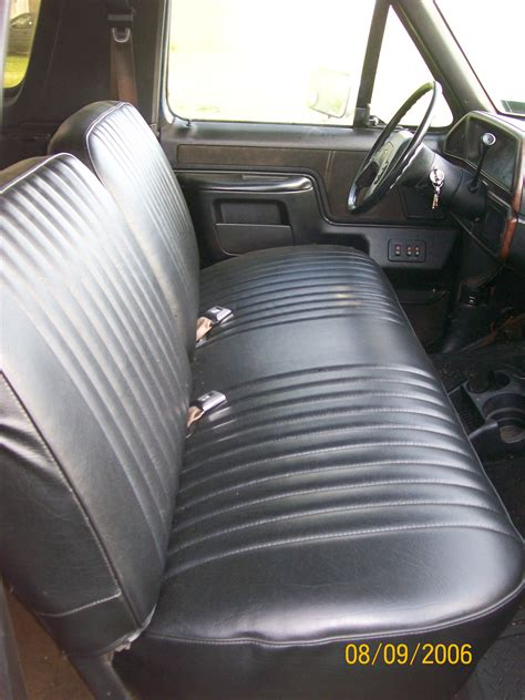 ford truck bench seat 1979 ford f150 custom bench seat cover html autos post