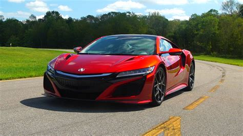 acura supercar 2017 2017 acura nsx hybrid is the friendly supercar consumer
