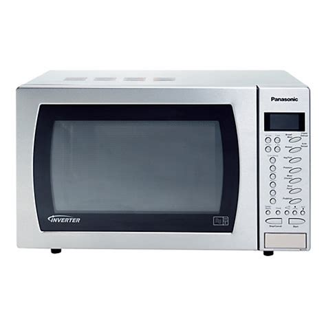 Microwave Oven Panasonic Malaysia buy panasonic nn st479sbpq sensor microwave oven