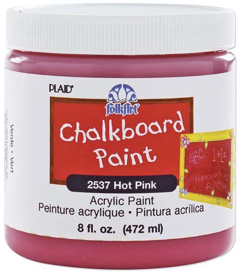 Folkart Chalkboard Paint 8oz Jo