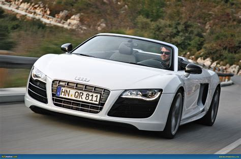 AUSmotive.com » Geneva: Audi R8 Spyder V10