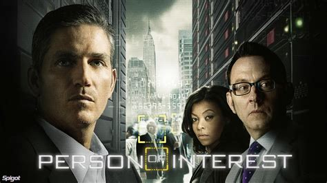 A Person Of Interest how person of interest s bleak near future became our