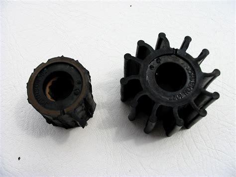 buitenboordmotor utrecht leidsekaatje noardvlet uit utrecht de impeller vervangen