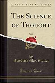 the science of thought vol 1 classic reprint