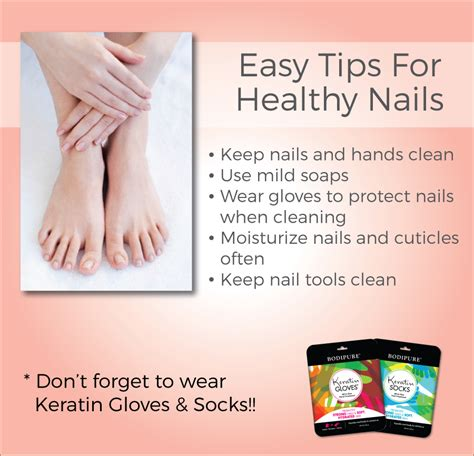 14 Tips For Healthy Manicure by Tips Archives Keratin Gloves And Socks