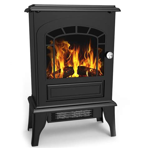 Electric Fireplace Stove Elite Darya 15 Inch Electric Fireplace Stove