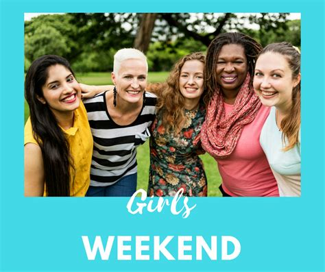 perfectgirl mobile top tips to plan the weekend on the