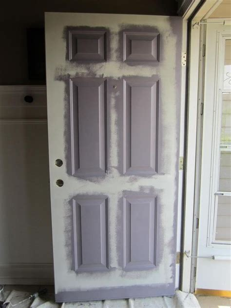 How To Repaint Front Door Home Exterior Picmia