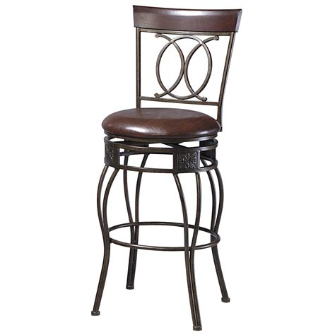 linon home decor bar stools linon home decor inc 24 quot o x counter stool 206615 kitchen dining at sportsman s guide