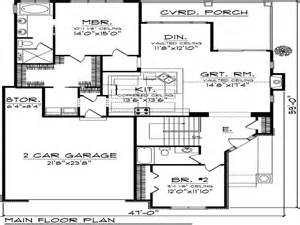2 bedroom cottage floor plans 2 bedroom cottage plans