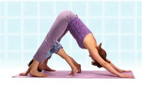 imagenes ejercicios yoga posturas de yoga para hacer en casa y con los ni 241 os
