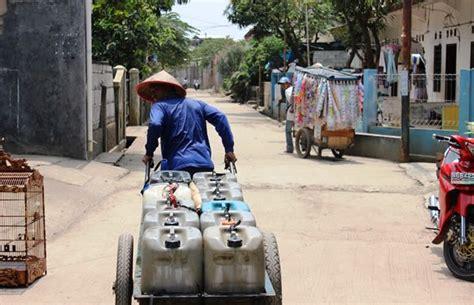 Air Di Jakarta janji cagub dan fakta pengelolaan air bersih di jakarta koran sulindo