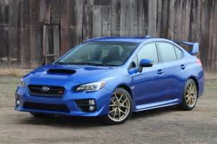 Subaru Wrx For Sale Utah 2015 Subaru Wrx Review Automotive