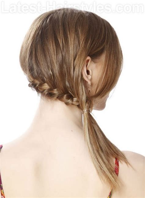hair styles for back of geniales peinados sencillos que te podr 225 s hacer facilmente