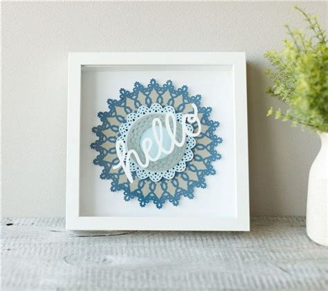 hello home decor framed hello home decor make it now with the cricut