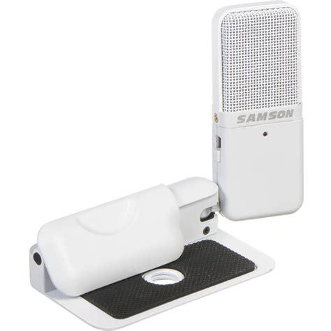 Samson Q2 Usb Microphone samson go mic usb microphone for mac and pc computers sagomicw