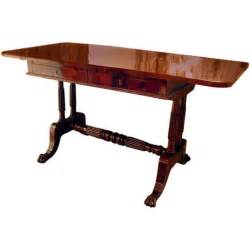 drop leaf sofa table near pair of mahogany drop leaf sofa tables at 1stdibs