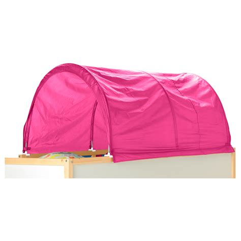 the bed tent kura bed tent pink ikea