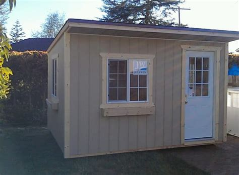lean  shed yelp