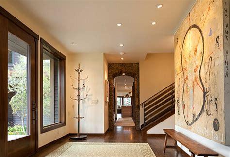 Wandgestaltung Flur Mit Treppe by Dekoideen Und Wandgestaltung Im Flur Ihres Hauses