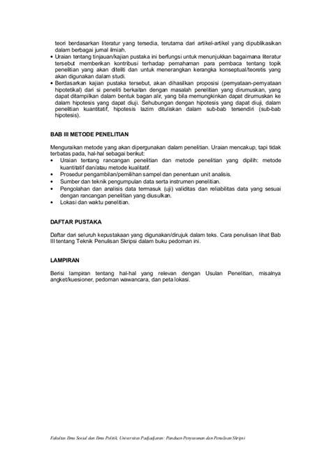 format penyusunan artikel panduan penyusunan dan penulisan skripsi