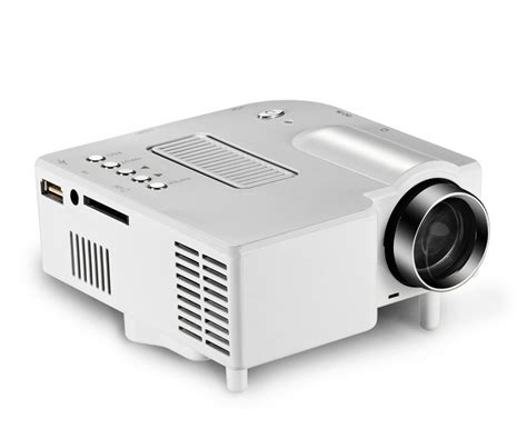 In Projector 2015 new led projectors portable hd mini projector powerful features for iphone 6 5 5s samsung