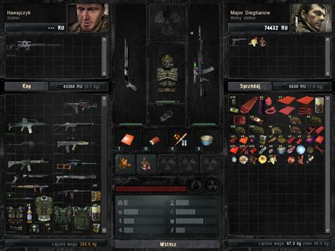 ui overhaul thread s t a l k e r call of chernobyl mod thảo luận về series game s t a l k e r của gsc game world