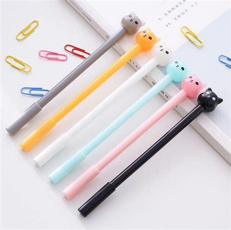 Color Ink Pen 0 38 Mm 0 38 mm candly jelly color lovely gel pen ink pen