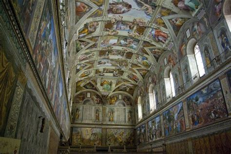 Ceiling Of The Sistine Chapel By Michelangelo by Food And Other Such Holidays Page 97 The Sports Bar