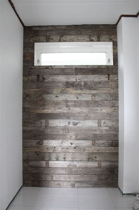 accent wall made out of pallets pallet wood projects wall made of recycled wood another pallet project