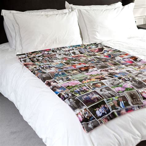 kissen decke set photo blankets personalized photo blankets picture blanket