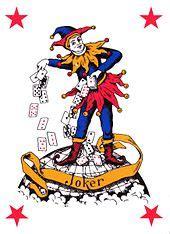 deck of cards joker joker card