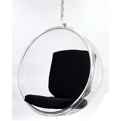 Black Hanging Chair by Hanging Chair Black Black White