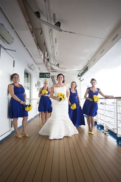 Yay By Raisa Frappe Sun Blue Dress 29 best images about royal blue and yellow weddings on yellow weddings runners and