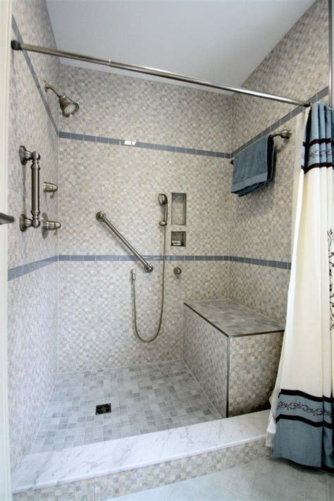 walk in shower with bench seat bathroom walk in shower remodeling syracuse cny