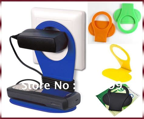cell phone holder charger free shipping foldable wall charger adapter charging