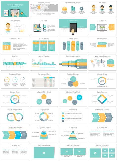 templates powerpoint original computer powerpoint template