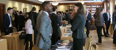 Real Estate Mba Columbia by Real Estate Career Forum Paul Milstein Center For Real