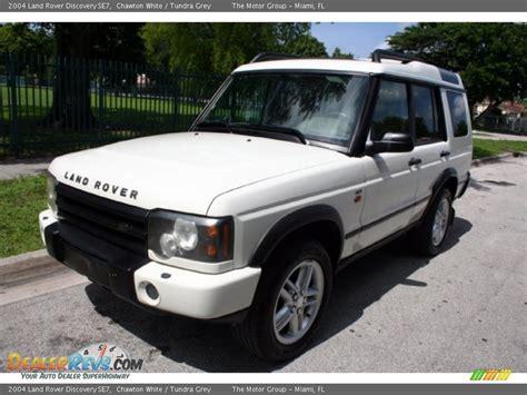 2004 land rover discovery se7 review land rover discovery white car interior design