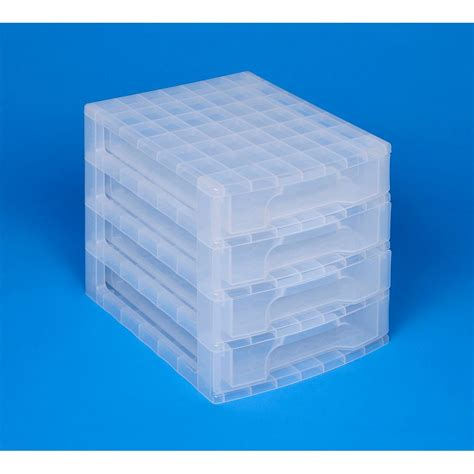 staples drawer organizer uk really useful box 4 x 5 l drawer unit clear staples 174