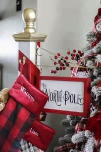 best 25 christmas stocking holders ideas on pinterest