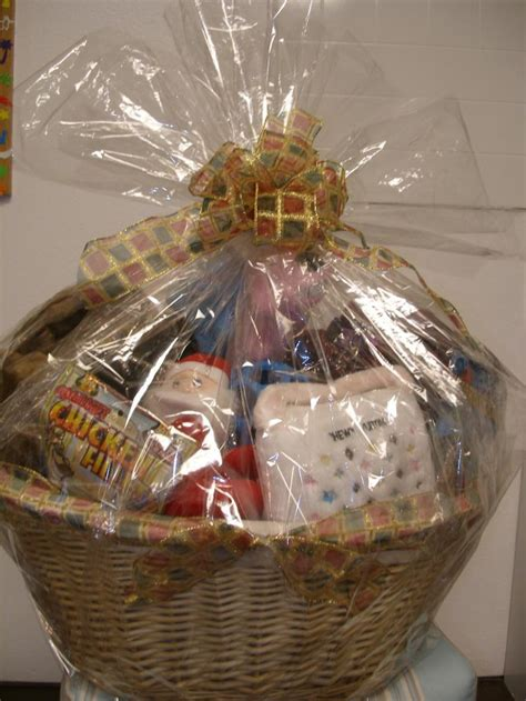 gift and baskets ideas march 2009