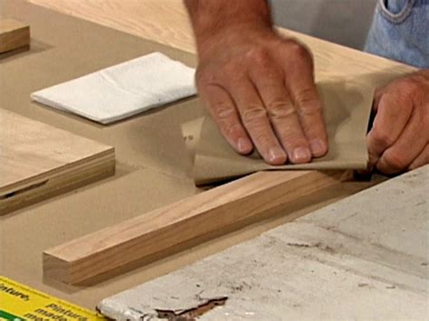 sandpaper basics diy