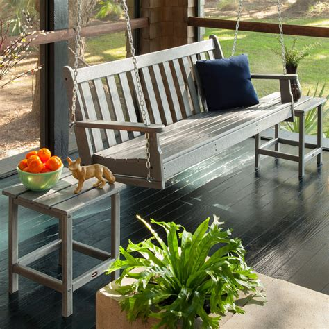 porch swing design polywood porch swing design how to make polywood porch