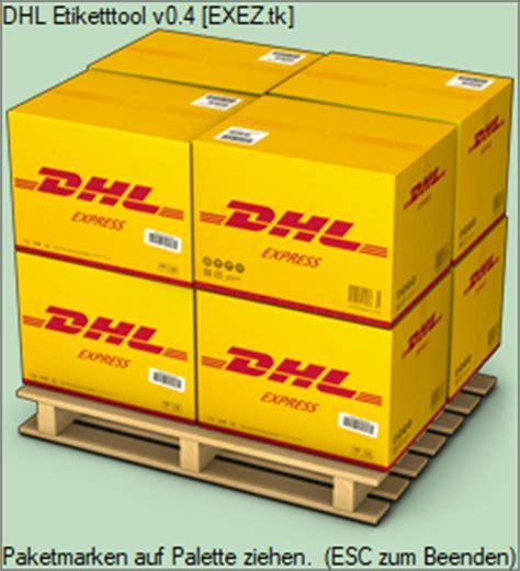 Paketetiketten Dhl Drucken by Dhl Paketetiketten F 252 R Oder Dymo Labelprinter