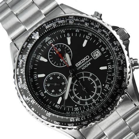 Seiko Chronograph Pilot Watch SND253P1 SND253