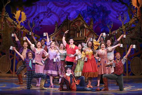 our house musical characters gammage beauty and the beast the musical arizona dance