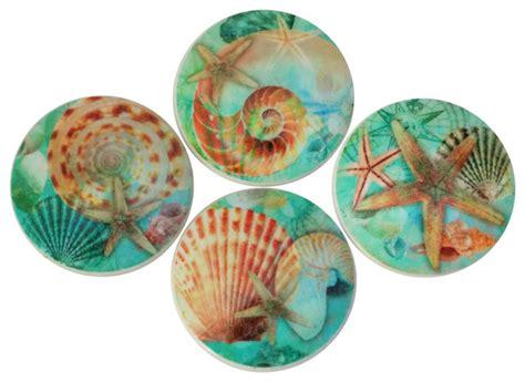 beach themed cabinet knobs sea life cabinet knobs kitchen design ideas